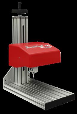 Sistema de marcado por micropercusión Telesis Pinstamp Benchmark BM200/470, BM320/470, BM320M/470, BM460/470, BM460FP