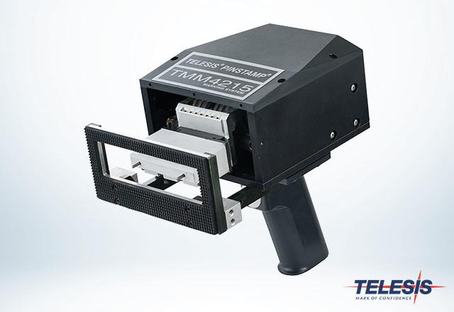 Sistema de marcado por micropercusión Telesis Pinstamp TMM4215/470F, TMM4215/470H