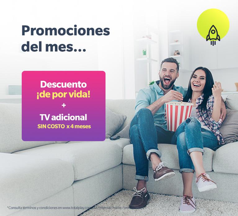 Totalplay promociones
