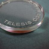 Marcado de resinas, silicones y transparentes